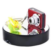 Нагрузка 5 кг зеркало glasstop Вращающийся дисплей Стенд Электрический