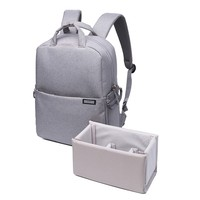 CADEN Camera Backpacks Photo Bags Soft Men Women Backpack Shoulders Waterproof Bag