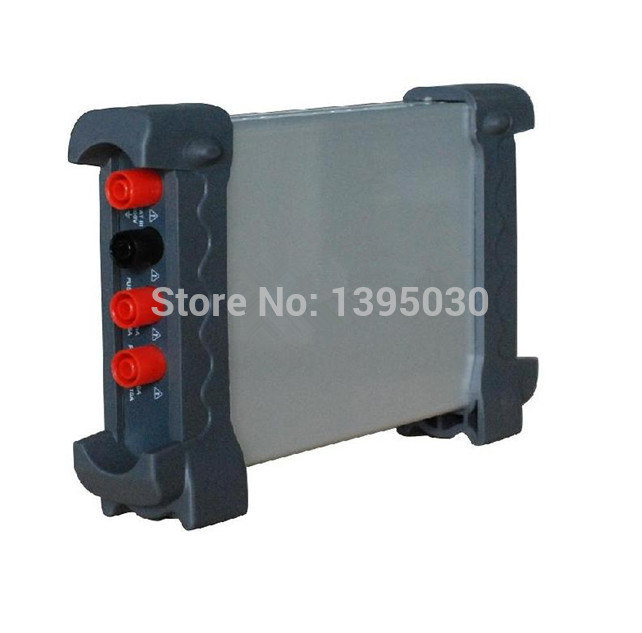 USB Data Logger Record Voltage Current Diodes Resistance Capacitance With English User Manual