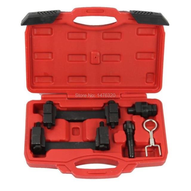 Kit de Herramienta de Ajuste de Temporización De Bloqueo Del Motor Del automóvil Para VAG 2.4 y 3.2 FSI AT2070