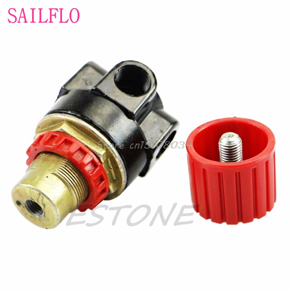 Air Compressor Switch Regulator Control Valve Voltage Regulation V-ring Piston S08 Drop ship