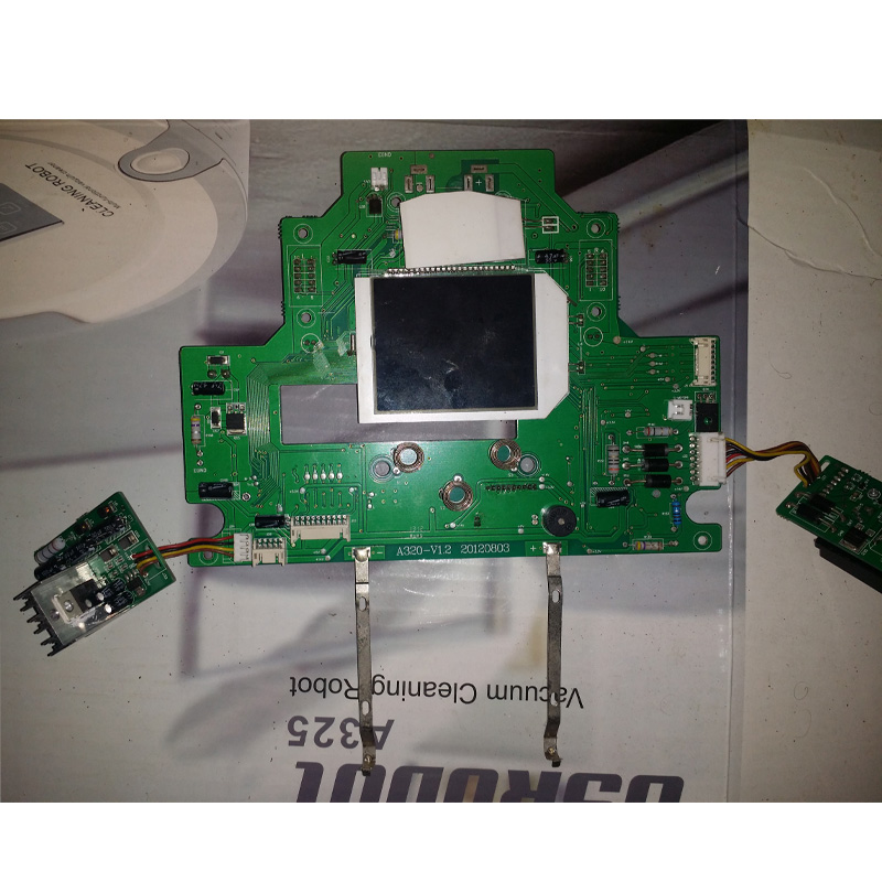 цена на Original Spare Parts Main Board for Robot Vacuum Cleaner A325 Motherboard From Factory