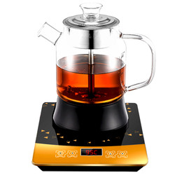Electric kettle Black tea brewed ware intelligent automatic pu er glass health steam cooking