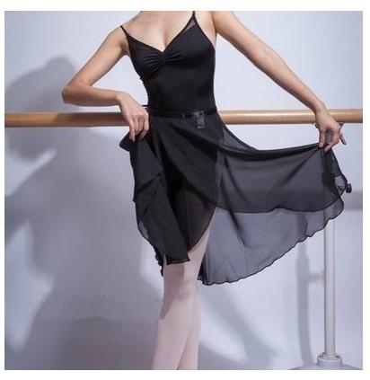 6da3b1abb € 9.84  Faldas de tul Semi transparentes para adultos falda de Ballet de  tul para mujeres en Ballet de La novedad y de uso especial en ...