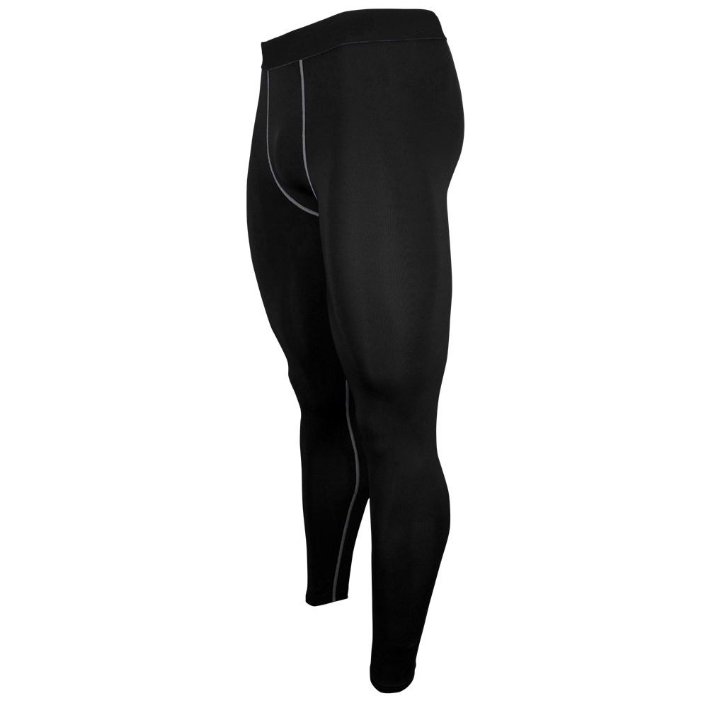 Men Compression Pants Sport Trousers Fitness Tights Athletic Base Layers Running
