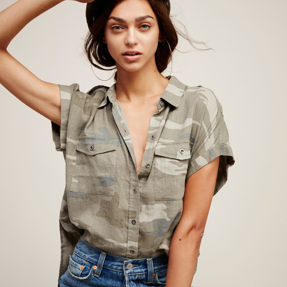 Compare Prices on Oversized Shirt Style- Online Shopping/Buy Low ...