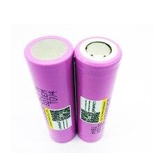 Liitokala para Samsung Novo 100% Original Icr18650-26jm 18650 2600 Mah Bateria Li-ion 3.7 V Recarregável