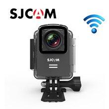 Первоначально Новая SJCAM M20 Wi-Fi Гироскопа Мини Действие Спорт Камеры 4 К 24fps 2 К 30fps NTK96660 16MP Дистанционного Водонепроницаемый Д. в. С СЫРОМ Формате