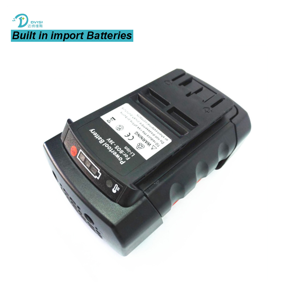 36v 4.0Ah Li-ion Power Tool Battery Replacement for Bosch 2 607 336 108 2 607 336 108 BAT810 BAT836 BAT840 D-70771 3pcs 4000mah lithium ion replacement rechargeable power tool battery for bosch 36v 2 607 336 108 bat810 bat836 bat840 d 70771