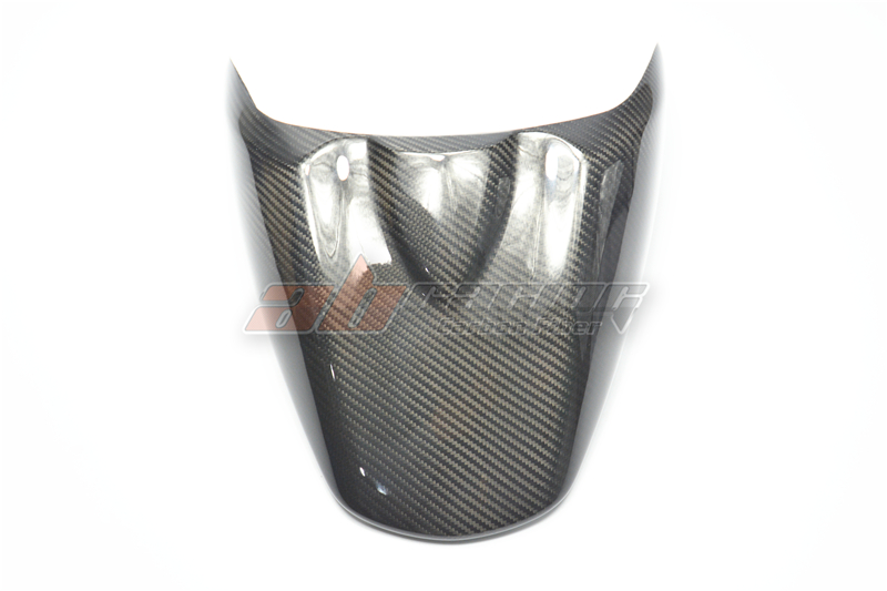 Seat Cowl Cover  For Ducati Monster 696 796 795 1100 Full Carbon Fiber  100% Twill odeon light настенный светильник odeon light parola 2896 2w