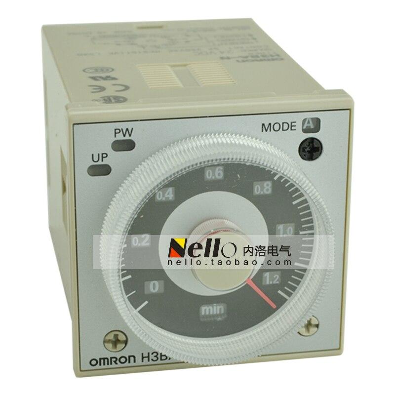 ФОТО [SA]Genuine   relay delay relay H3BA-N-AC220V power-off delay--5pcs/lot
