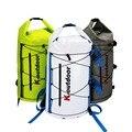 55L Impermeável Branco/Verde/Cinza Equipamentos De Armazenamento De Viagem Ultraleve Rafting Saco Seco masculino feminino mochila resistente à água TB0031