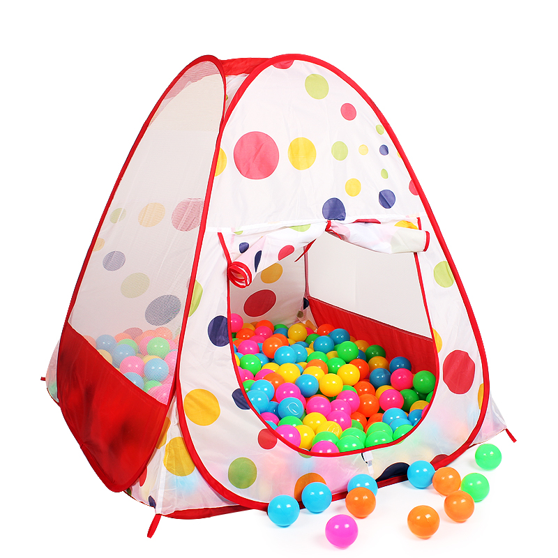 Finger Rock Portable Children Outdoor House Tent Star Dot Toy Tent 90 CM 3 Color Baby Folding Play Tent-in Toy Tents from Toys u0026 Hobbies on Aliexpress.com ...  sc 1 st  AliExpress.com & Finger Rock Portable Children Outdoor House Tent Star Dot Toy Tent ...