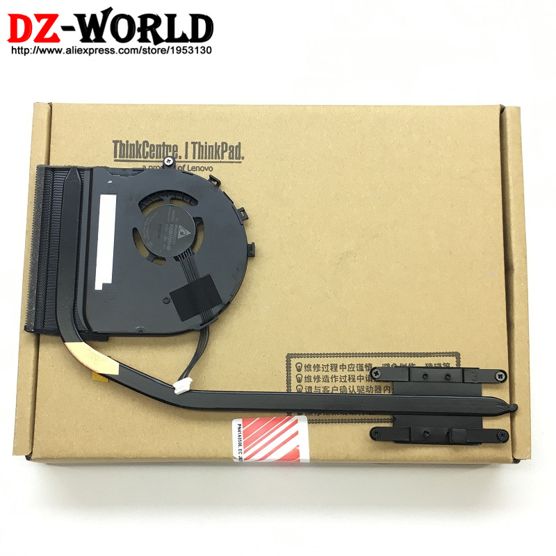 New Original for ThinkPad T550 UMA Integrated Graphics Heatsink CPU Cooler Cooling Fan 00JT265 00JT266 SF10G56887 new original graphics card cooling fan for gigabyte gtx770 4gb gv n770oc 4gb 6 heat pipe copper base