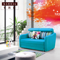 A6061 Modern Living Room With Multi Functional Simple Sofa Removable Washable