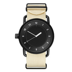 Couple Fashion Nylon strap Analog Quartz Round Wrist Watch Watches SOKI Lovers new simple luxury watches relogio masculino clock