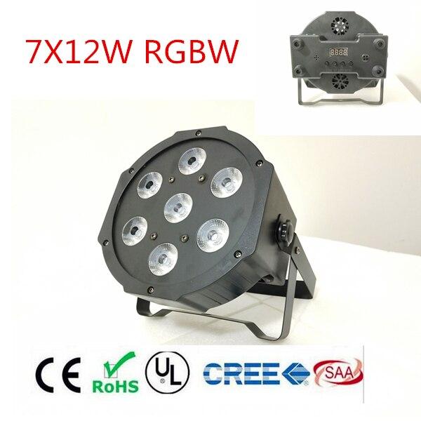 LED Par 7x12W /15W /18W fiery light rgbwa uv 5in1 6in1 LED DJ Wash Light Stage Uplighting 4pcs 18pcs 15w led par light rgbwa 5in1 color par can led dj wash light dj party
