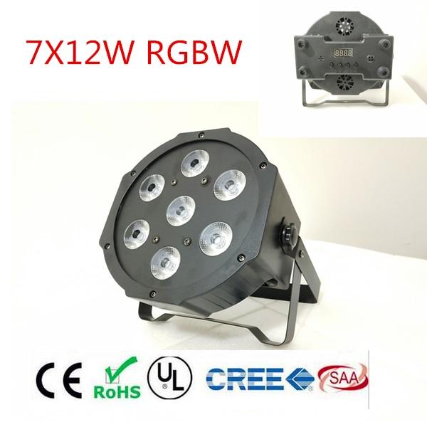 7x12W /15W /18W LED Par light rgbwa uv 5in1 6in1 LED DJ Wash Light Stage Uplighting