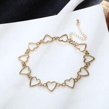 Love Heart Statement Necklace