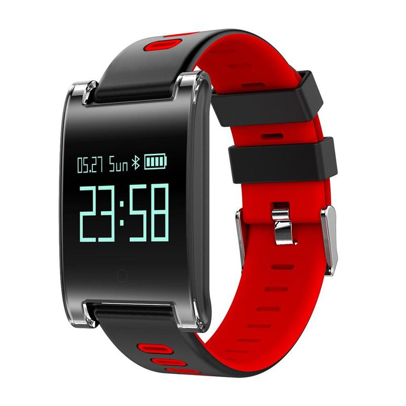 New Hot Heart Rate Bracelet Wristband Smart Sports Bracelet Heart Rate Monitor Blood Pressure Wristband Medical Equipment the blood pressure bracelet is measured in the heart rate sleep monitor and the bluetooth waterproofing movement bracelet
