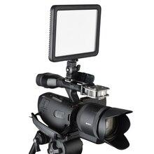 GODOX Ultra Slim Led Video Light LED P120C Led Lamp Fill Light Photography for Nikon Canon Digital Camera Camcorder DV