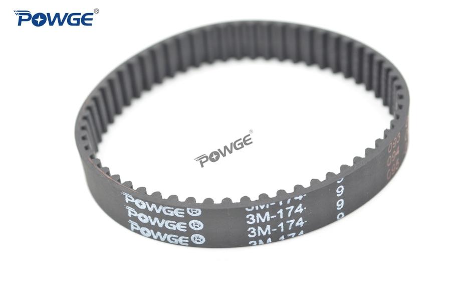 177-3M-15 HTD 3M Timing Belt 177mm Long x 15mm Wide