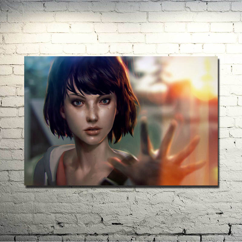 Life is Strange Game Art Silk Poster Print 13x18 32x43 inches
