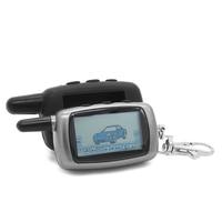 Versão russa Twage A6 A6 LCD Controle Remoto + Silicone Case Capa Chave para starline remoto em dois sentidos do carro alarme de carro sistema|Alarme de assaltante| |  -