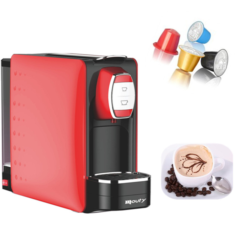19 bars espresso machine most popular automatic capsule. Black Bedroom Furniture Sets. Home Design Ideas
