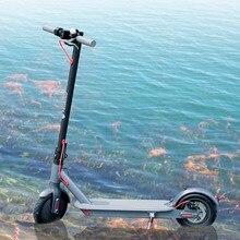 SUPERTEFF EW6 электрический скутер 8,5 «два колеса электрический складной самокат smart App электрический скутер вместо велосипед