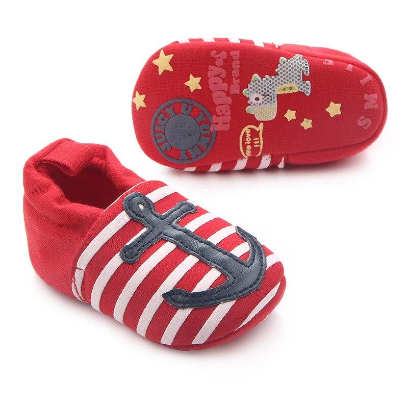 1121 pasgeboren mode lente herfst schattige babyjongen zachte zool - Baby schoentjes - Foto 4