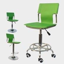 Гостиная стул изменить табурет, табурет Бесплатная доставка кофе стул барный черный цвет мебель семьи стул
