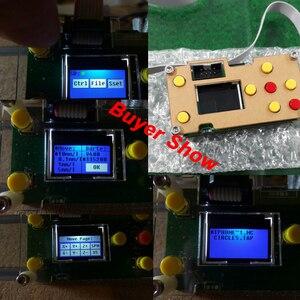 Image 5 - דדלוס GRBL 3 ציר מחובר הבקר לוח CNC בקר מסך לוח עבור פרו 1610/2418/3018 חרט מכונת
