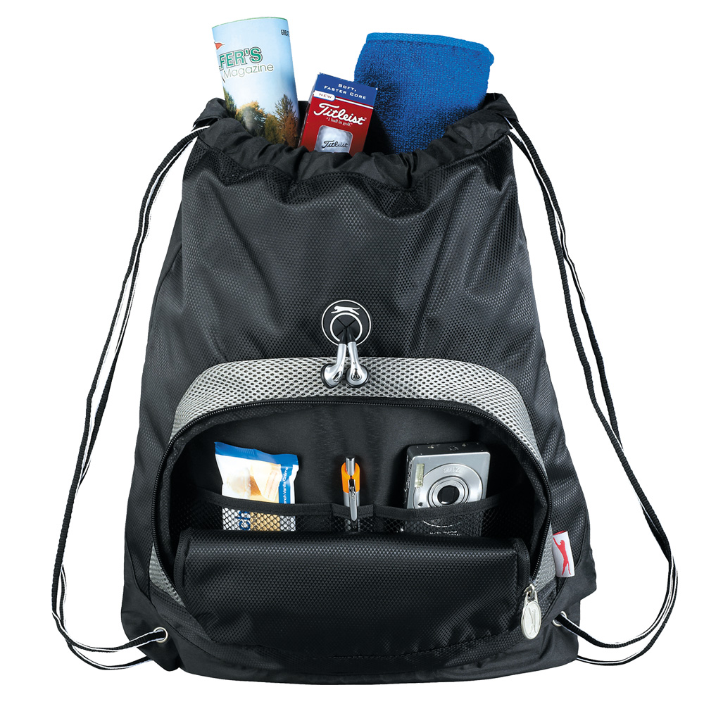 Portable Home Travel Storage Bag String Bag Drawstring font b Backpack b font Bag M Square
