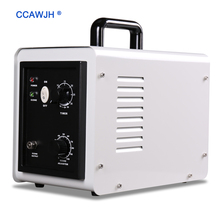 2020! 5g Ozone Machine Ozone Air Water Sterilizer with Ceramic Tube Inside and Timer 0.5 5g Adjustable