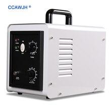 2020! Esterilizador de ar da máquina do ozônio, 5g água do ozônio com tubo de cerâmica dentro e temporizador 0.5 5g ajustável