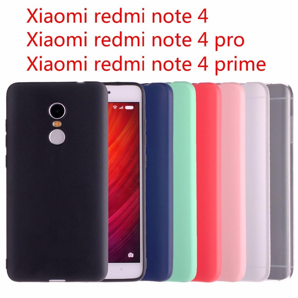 Xiaomi redmi note 4 pro case silicone cover for xiaomi for Housse xiaomi redmi note 4