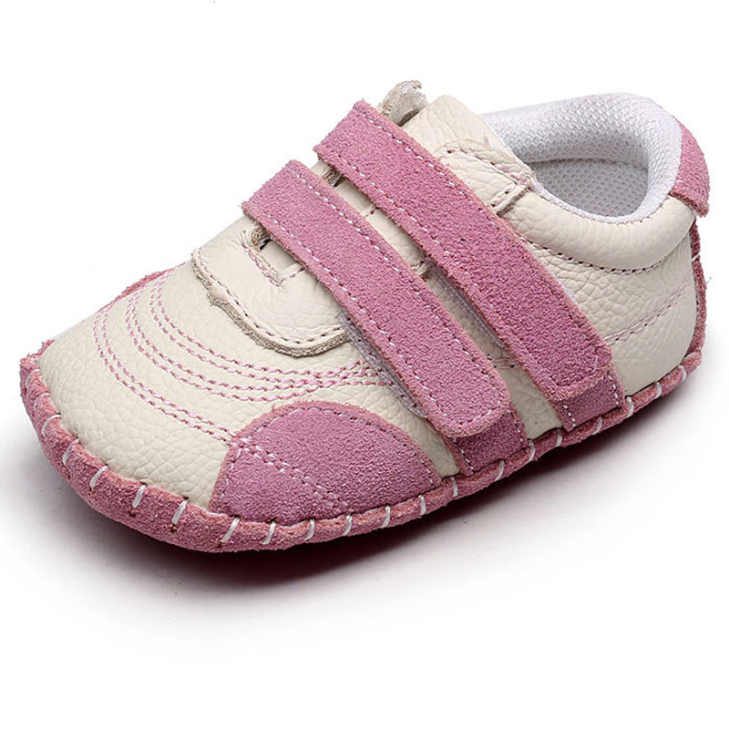 First Walkers Baby Shoes Antislip For Crochet Baby