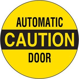 600 pcs lote 102mm cuidado automatico porta auto adesivo etiqueta etiqueta artigo nao