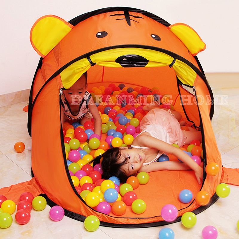 Play Tent Baby Playpen Baby Tent With Character Outdoor Indoor For When You Go To The Lake/Beach/Anywhere Blocks