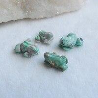 Semiprecious Stones Carved Animal Frog Labradorite Cabochon 36 36 14mm 15 6g Natural Stone Cabochon Animal