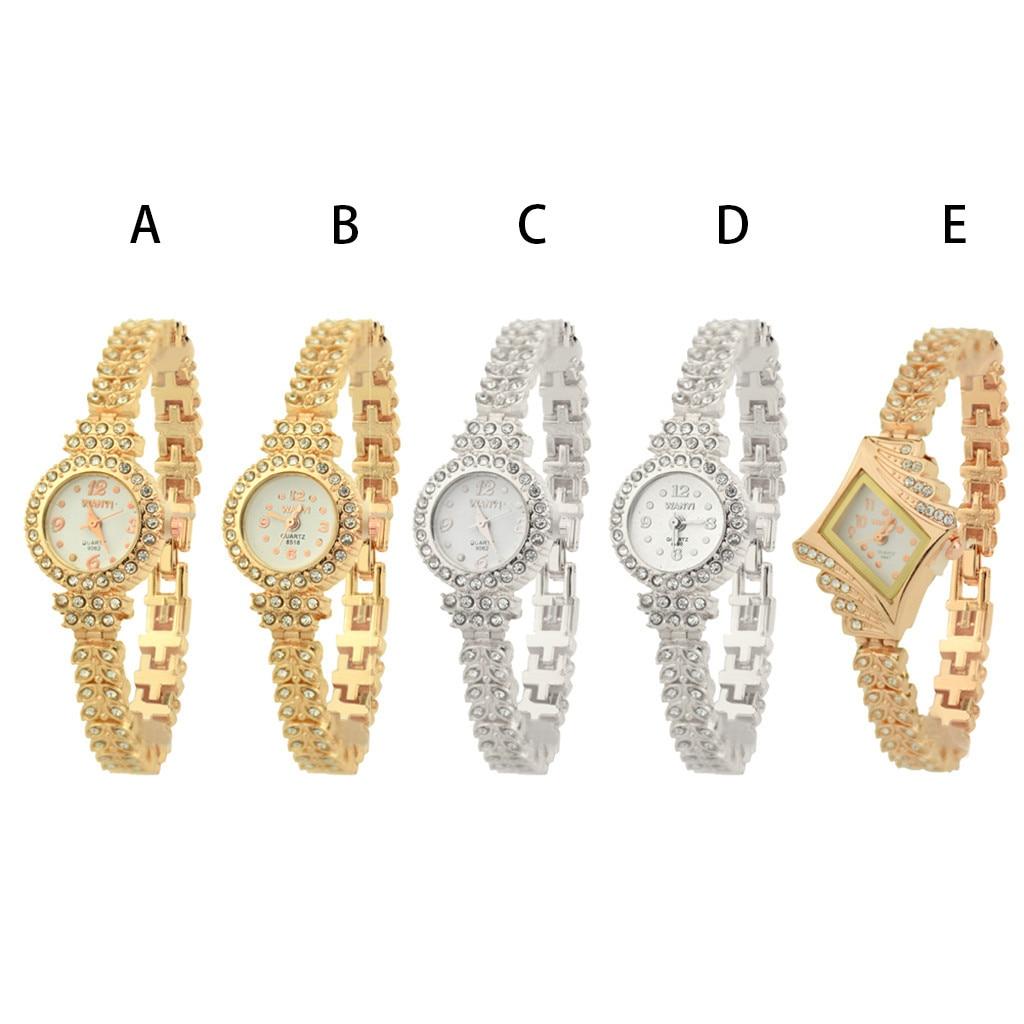 Diamond Bracelet Sports-Watch CCQ Watch-Gift Quartz Analog High-Quality Women's -40 Best-Selling