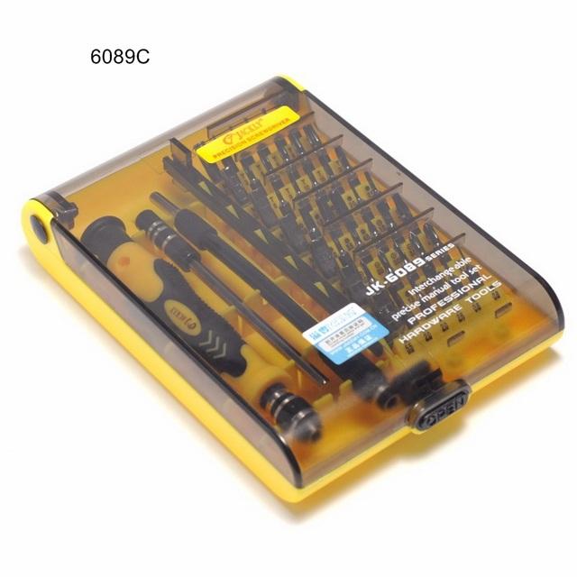 Magnetic Screwdriver Tool Set hand tools Kit Opening Repair Phone Tools Precision 45 In 1 Electron Torx MIni