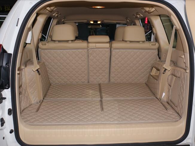 High Quality Mats Special Car Trunk Mats For Lexus Gx 460