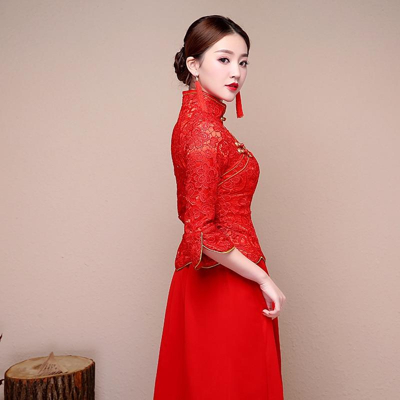 Groß Vestido Novia China Ideen - Brautkleider Ideen - cashingy.info