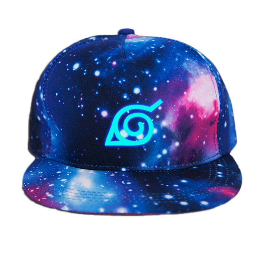 Novelty & Special Use Collection Here Anime One Piece Monkey D Luffy Cotton Printing Sun Hat Luminous Hat Baseball Cap Unisex Accessories Cosplay Hip-hop Fashion Kids Costumes & Accessories