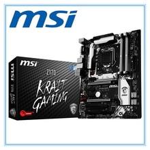 MSI Z170 Krait GAMING  New  motherboard  LGA 1151 DDR4 14nm cpu 64GB USB3.0 z170 Desktop motherboard Free shipping