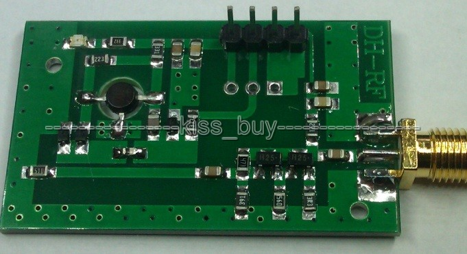 1PC RF Voltage Controlled Oscillator 515MHz ~ 1150MHz VCO