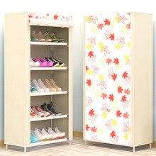Porte chaussures pour meuble couleur bonbon en feuille dérable, gain despace, support de rangement, support de meuble, support de rangement, support pour meubles de maison, Non tissé
