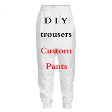 PLstar Cosmos 3D Print DIY Custom Design Men/Women trousers
